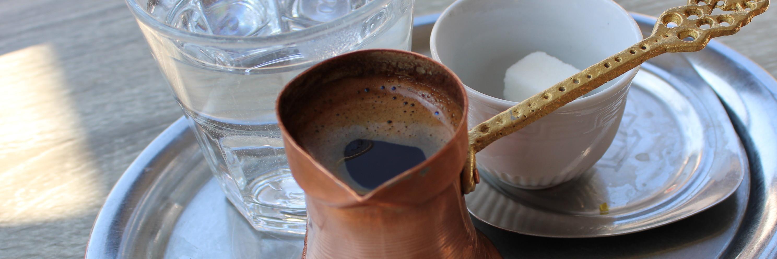 Кофейный этикет. Фото: Елена Арсениевич, CC BY-SA 3.0