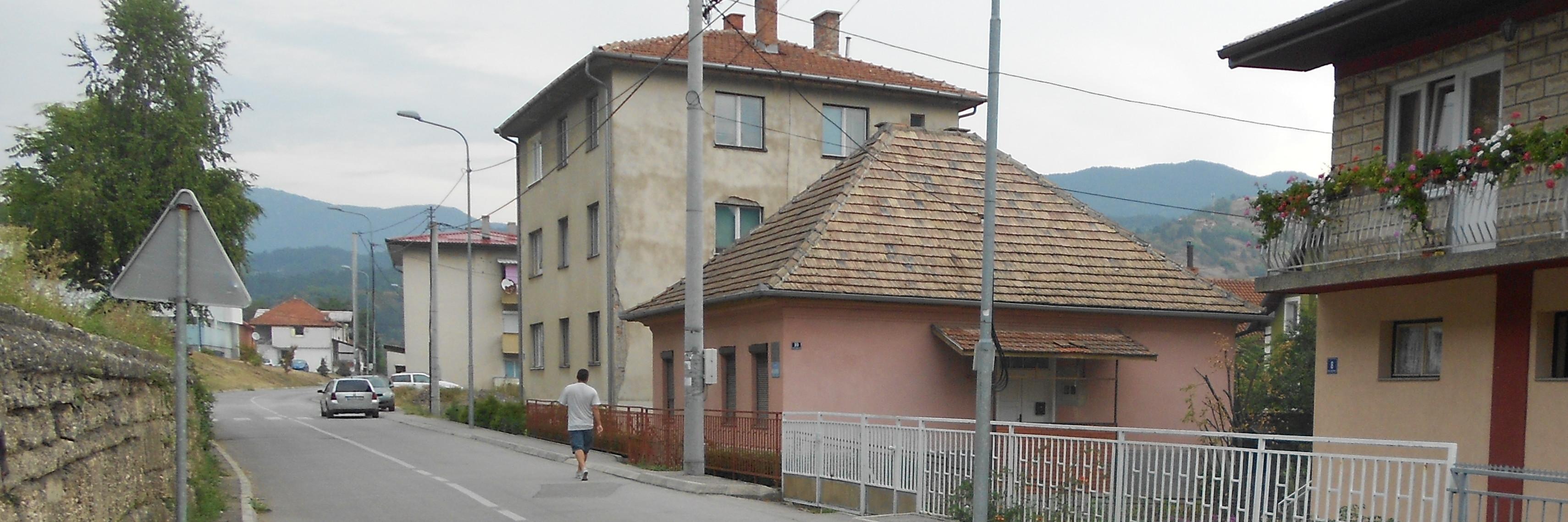 Дом Иво Андрича в Вишеграде