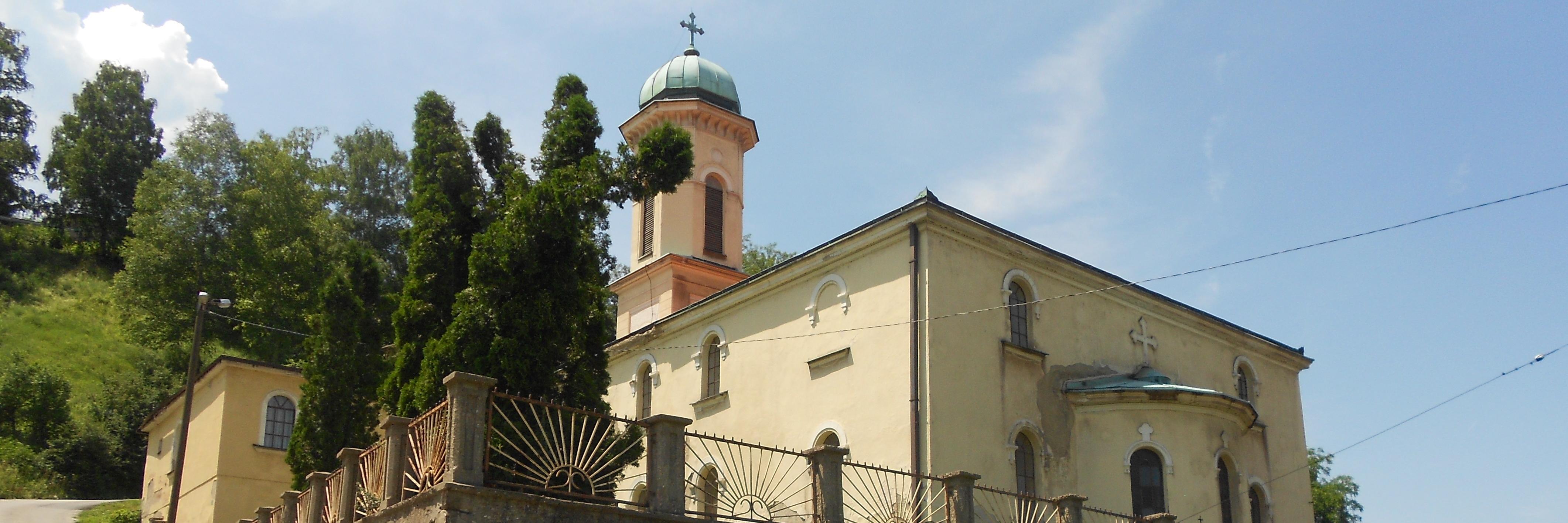 Церковь св. Прокопия в Високо. Фото: Елена Арсениевич, CC BY-SA 3.0