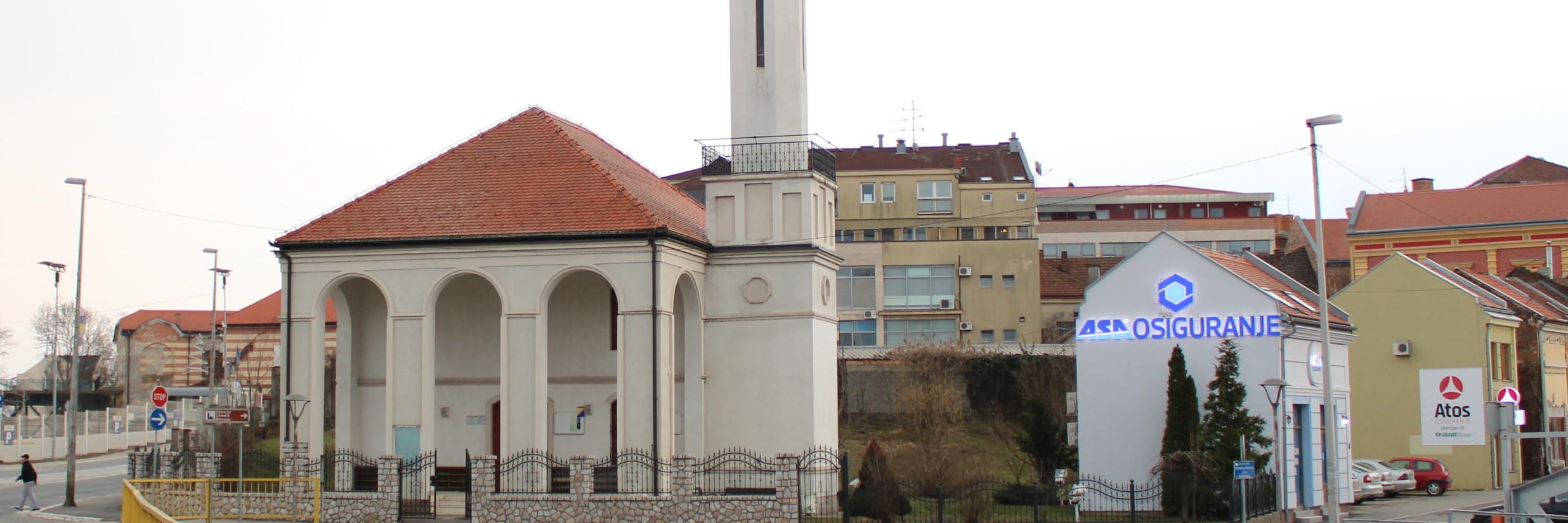 Мечеть Атик в Брчко. Фото: Елена Арсениевич, CC BY-SA 3.0