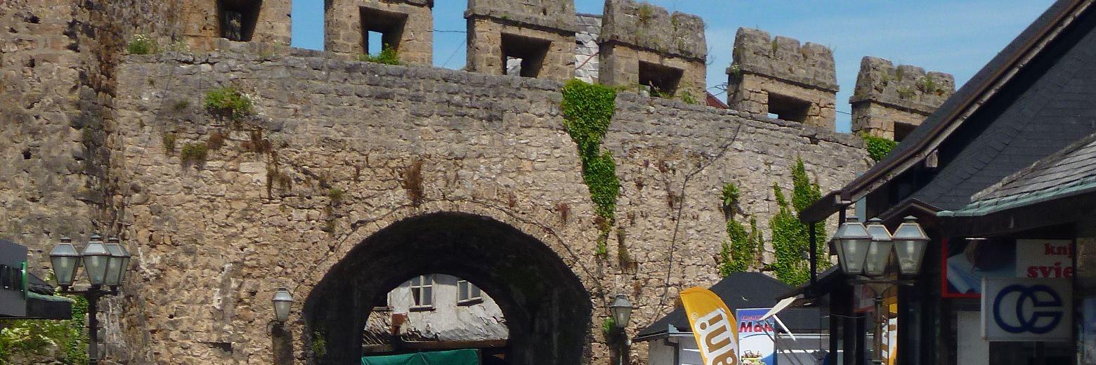 Банялучские ворота