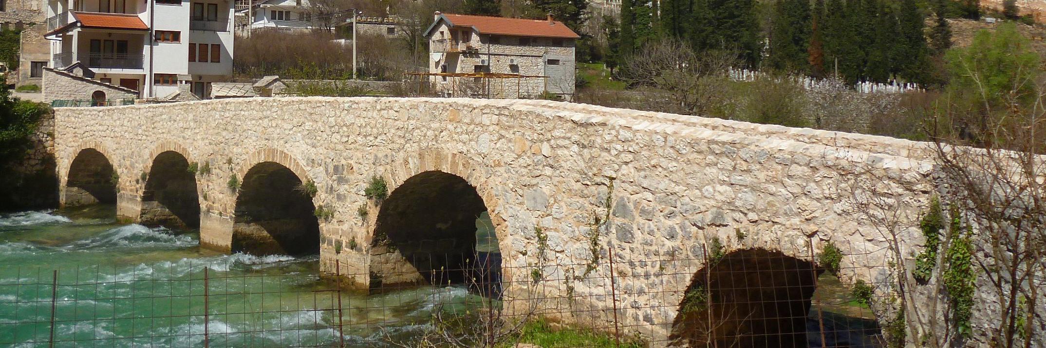 Мост в Беговине
