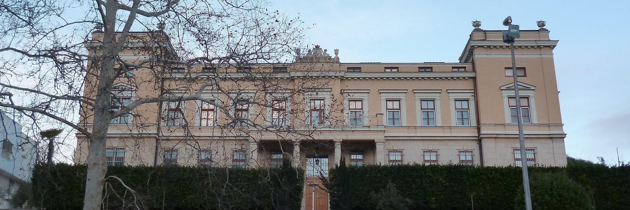 Резиденция мостарского епископа