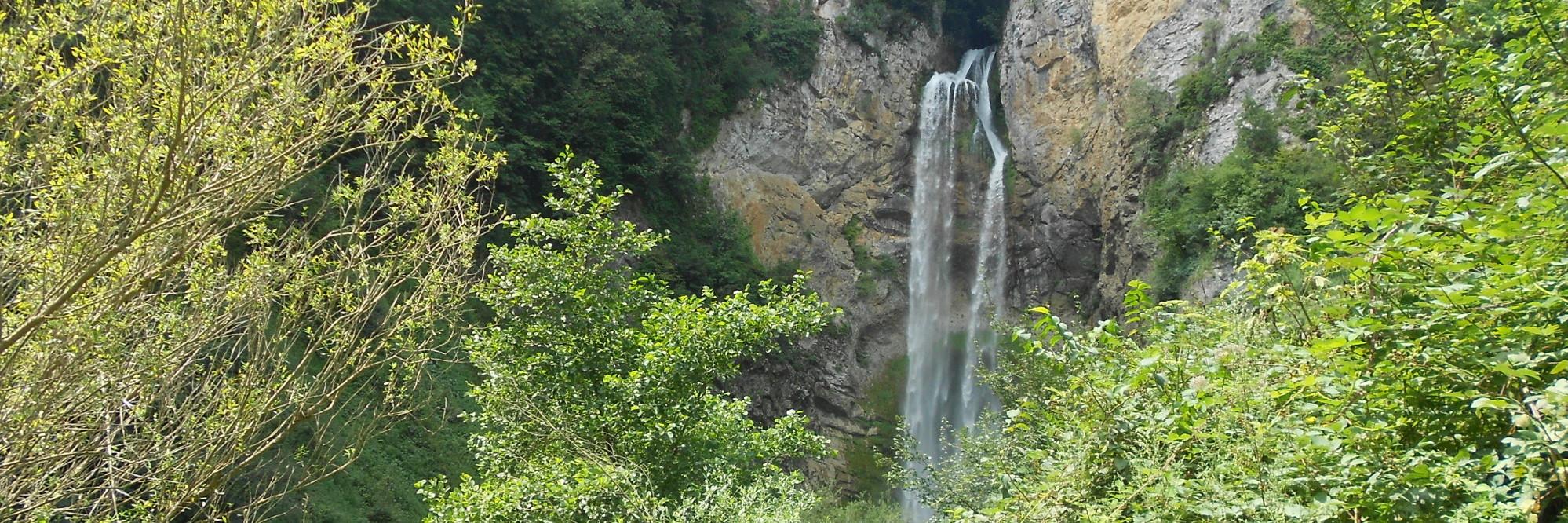 Водопад Блиха. Фото: Елена Арсениевич, CC BY-SA 3.0