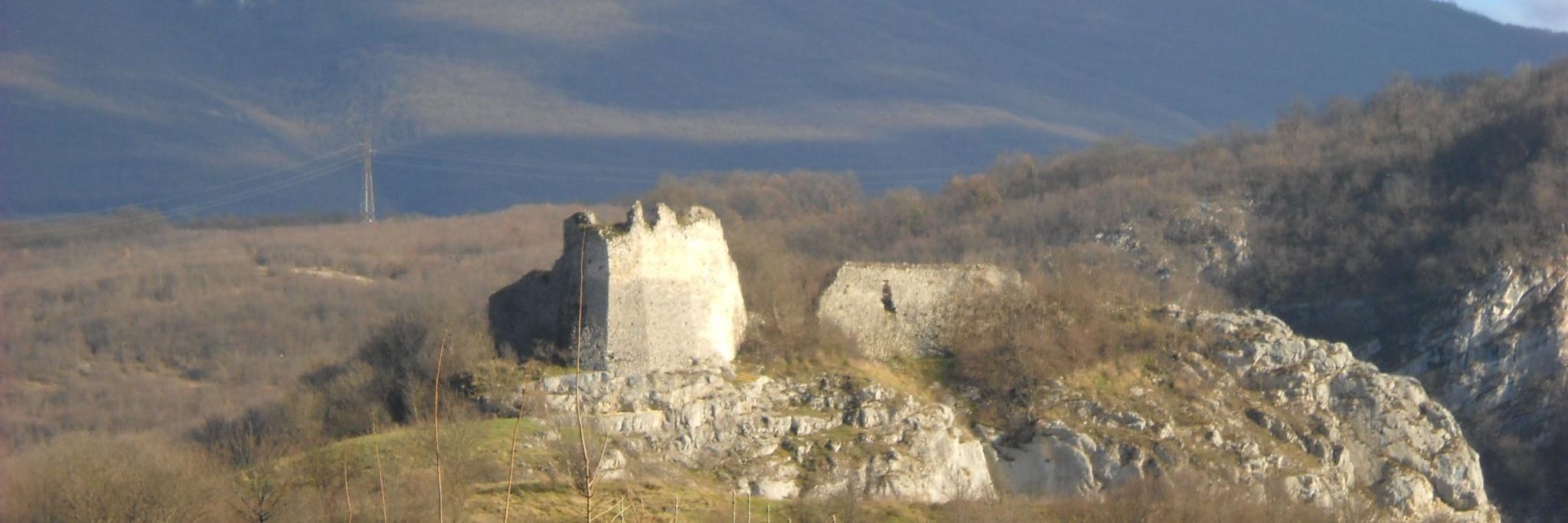 Крепость Бочац