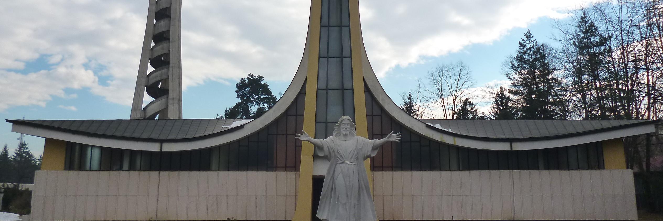 Собор Св. Бонавентуры в Баня Луке