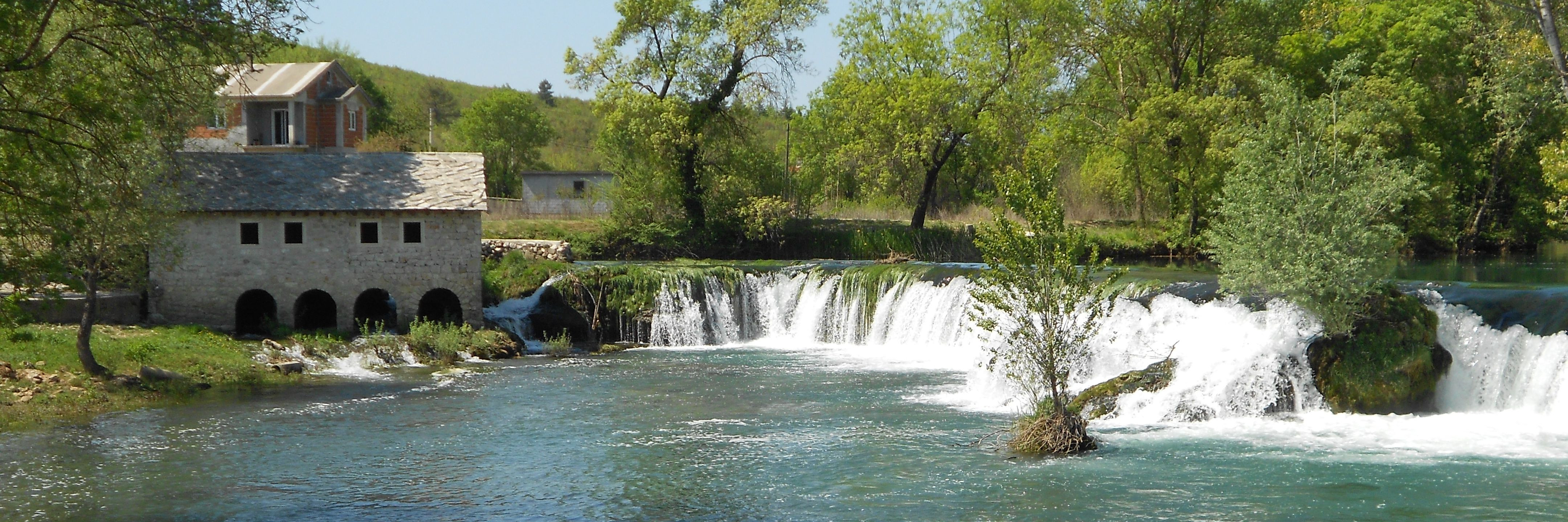 Водопад Чевелюша