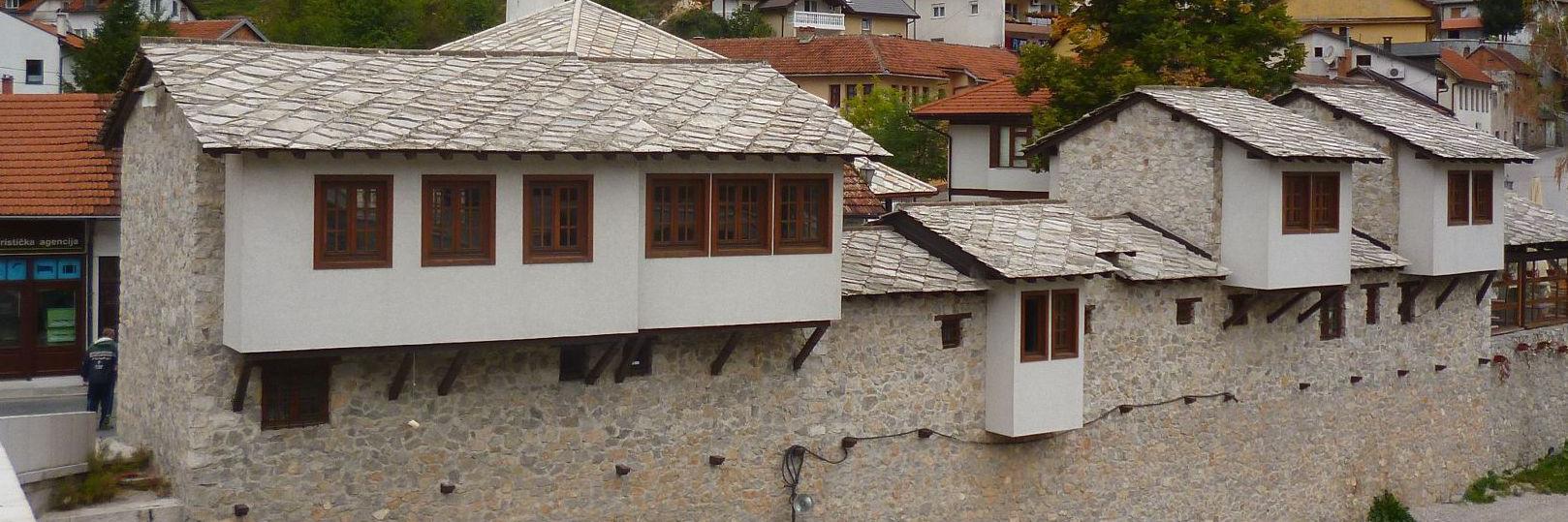 Старая чаршия в Конице. Фото: Елена Арсениевич, CC BY-SA 3.0
