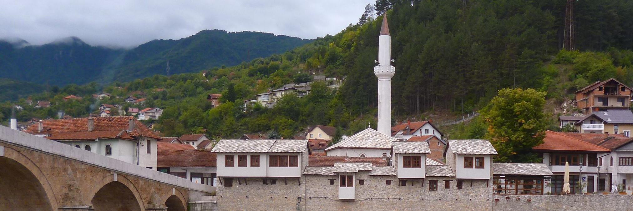 Чаршийская мечеть. Фото: Елена Арсениевич, CC BY-SA 3.0