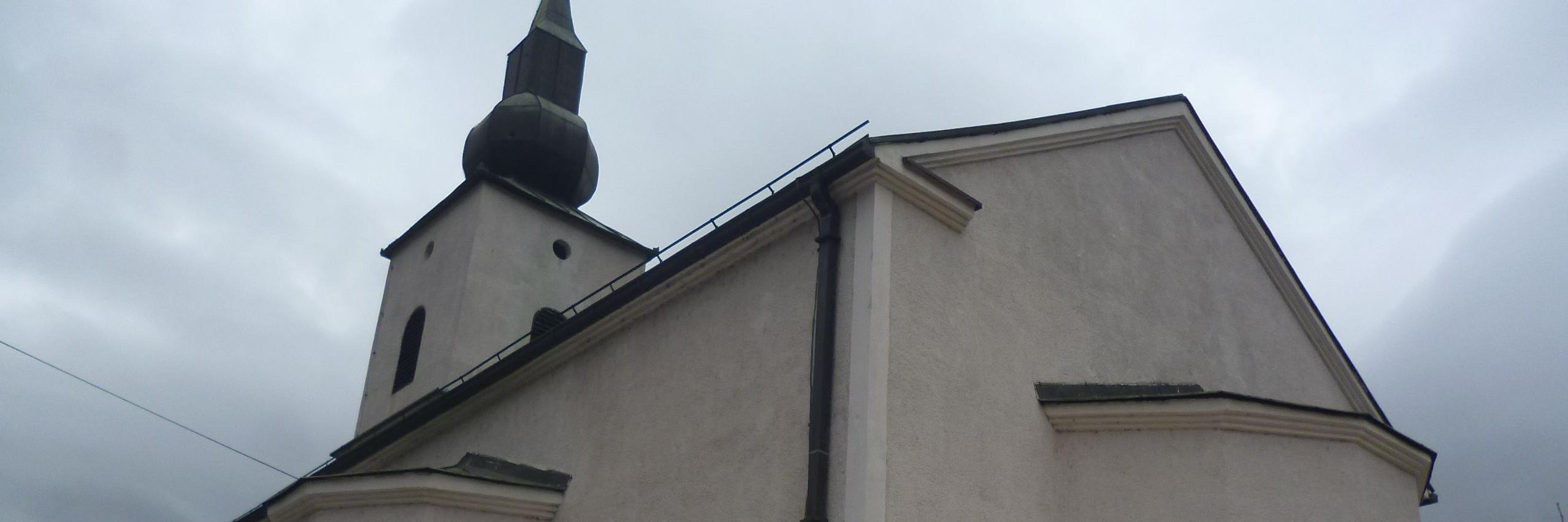 Церковь св. Василия Великого в Конице. Фото: Елена Арсениевич, CC BY-SA 3.0