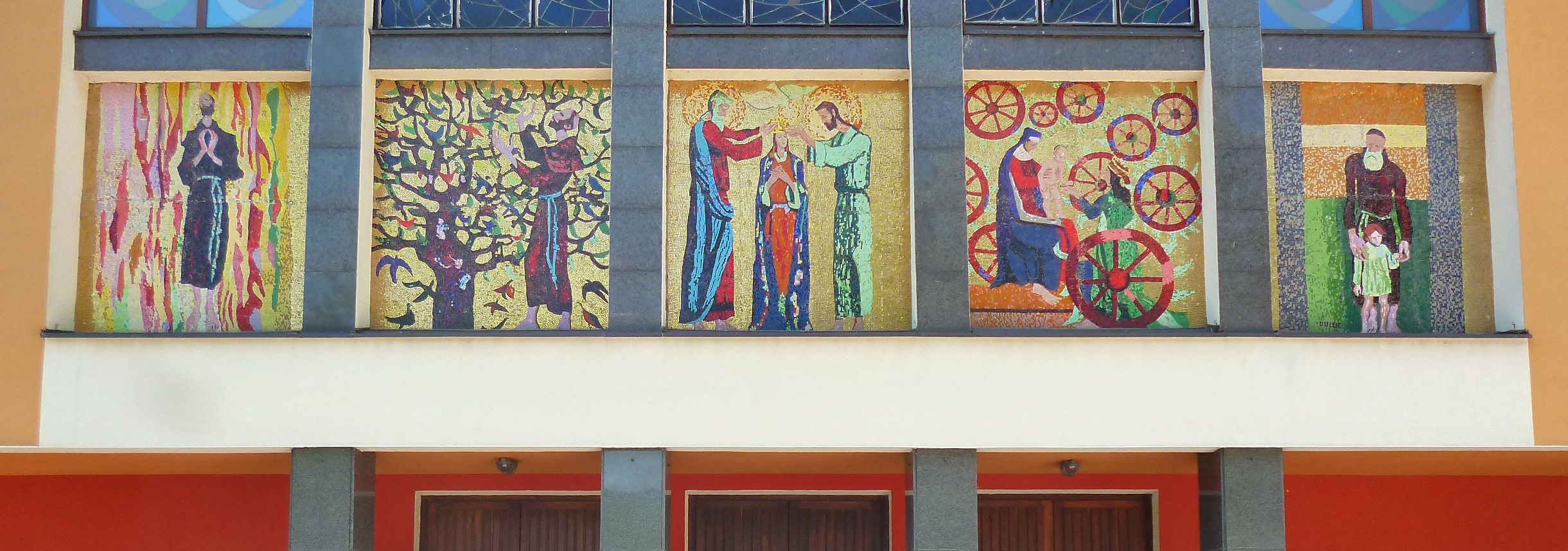Церковь Вознесения Девы Марии в Крешево