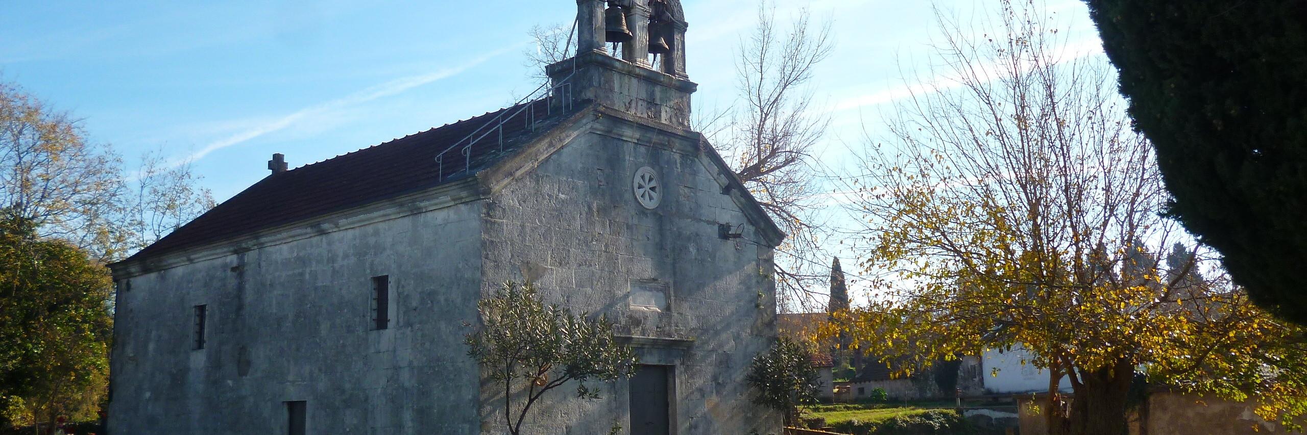 Церковь Успения Богородицы в Габеле. Фото: Елена Арсениевич, CC BY-SA 3.0