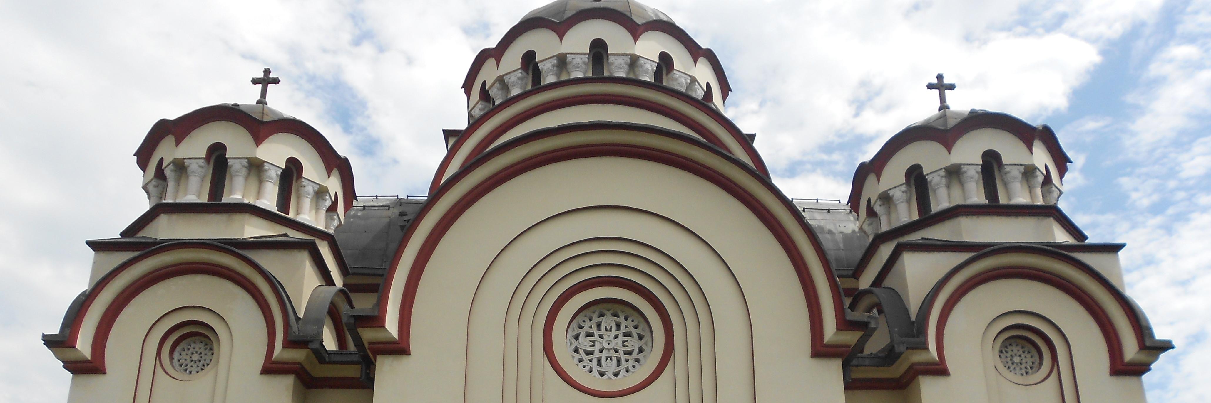 Церковь св. апостолов Петра и Павла в Добое