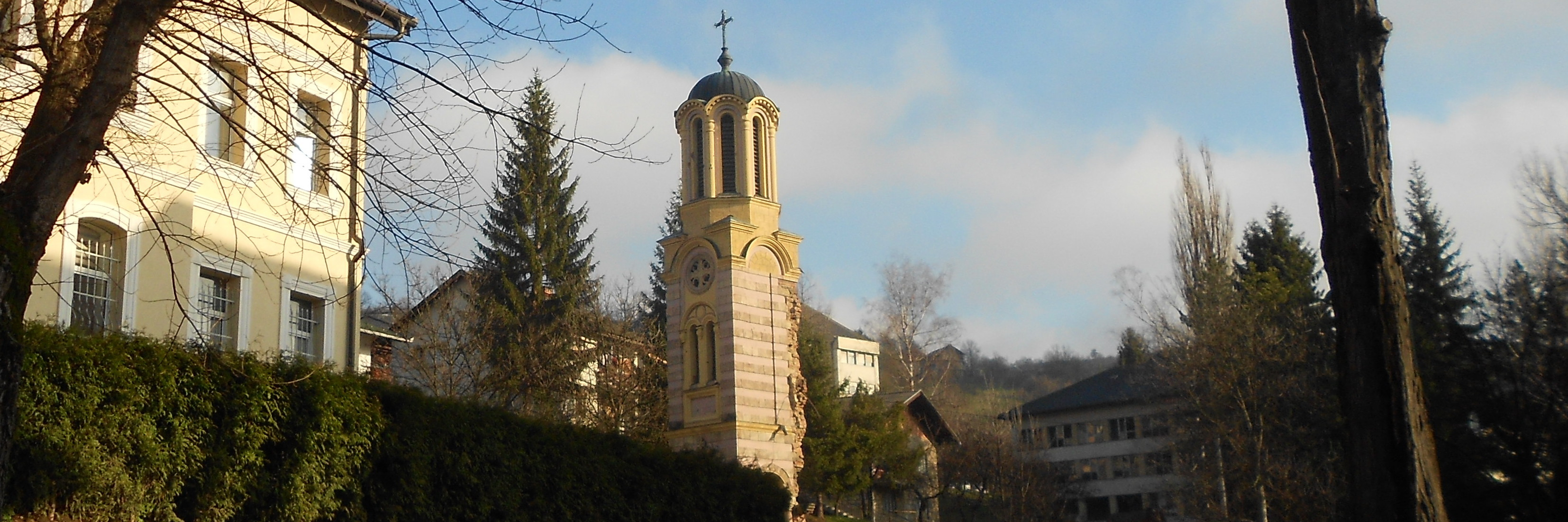 Церковь Пресвятой Богородицы в Яйце. Фото: Елена Арсениевич, CC BY-SA 3.0