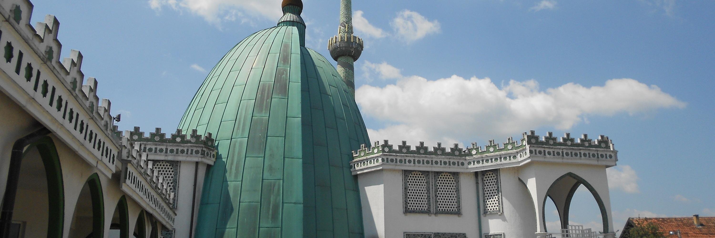 Мечеть в Чапле