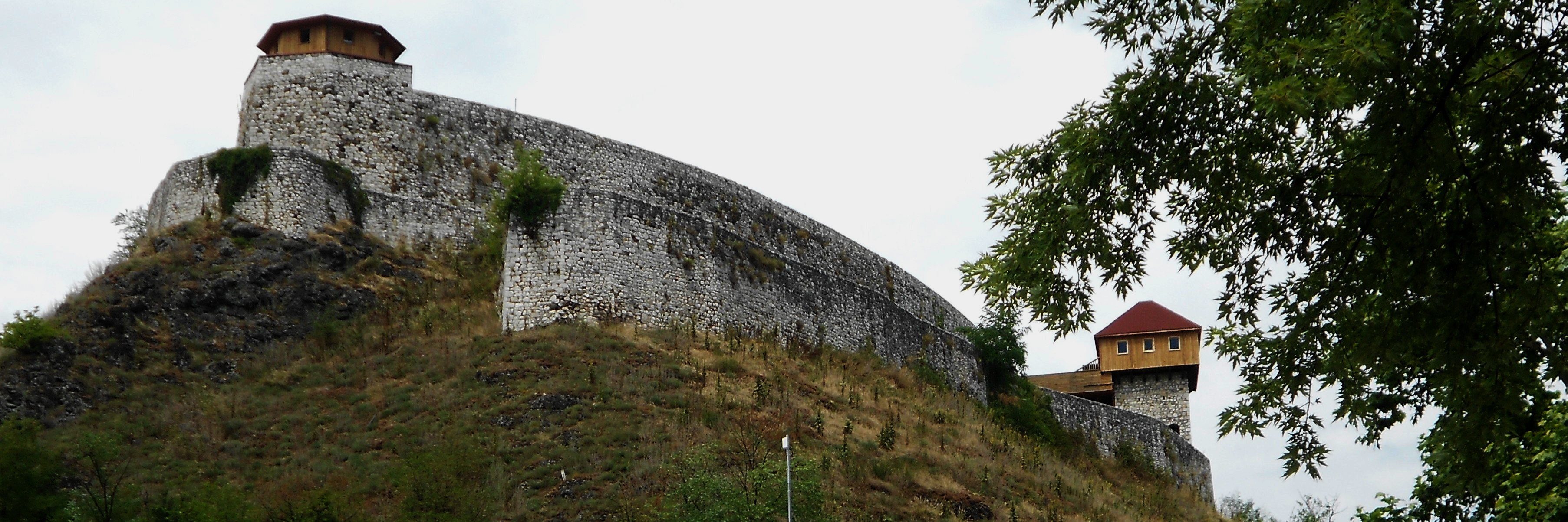 Крепость Добой