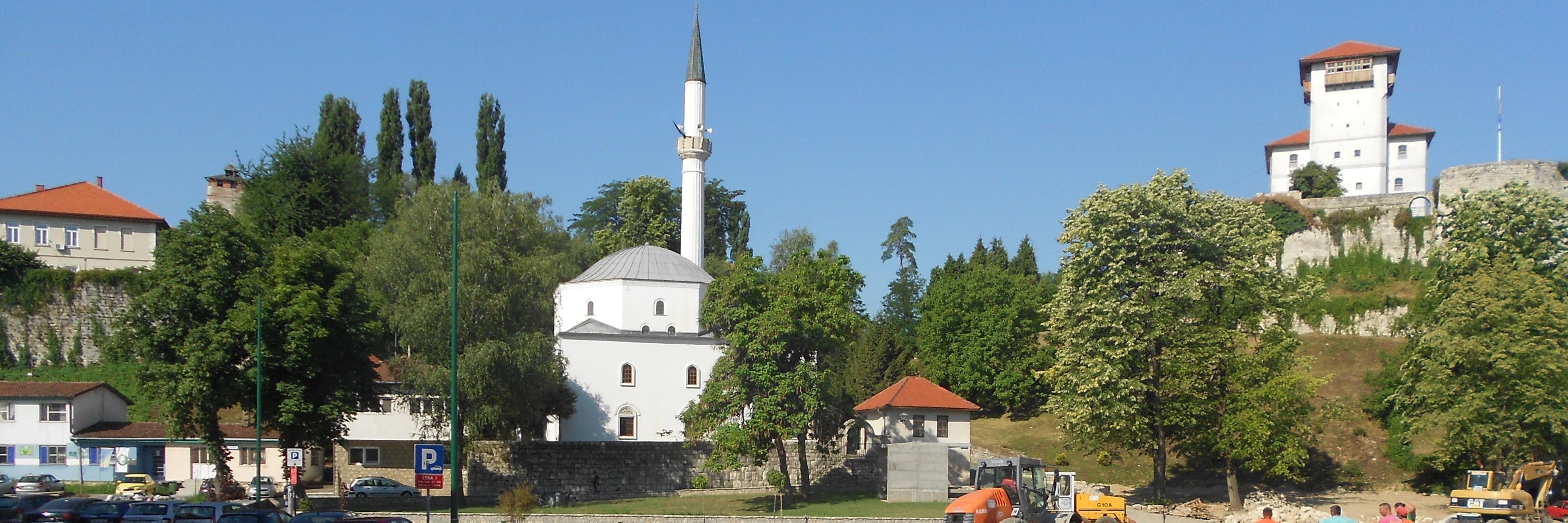 Мечеть Хусеина Градашчевича