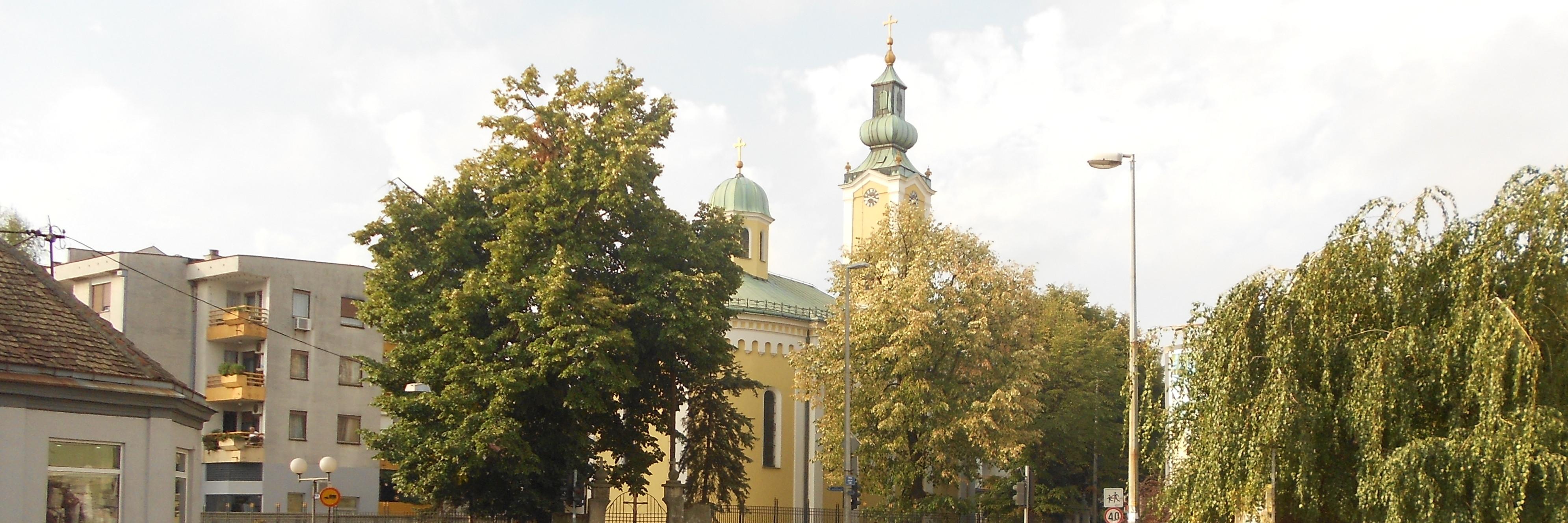 Церковь св. Георгия в Биелине