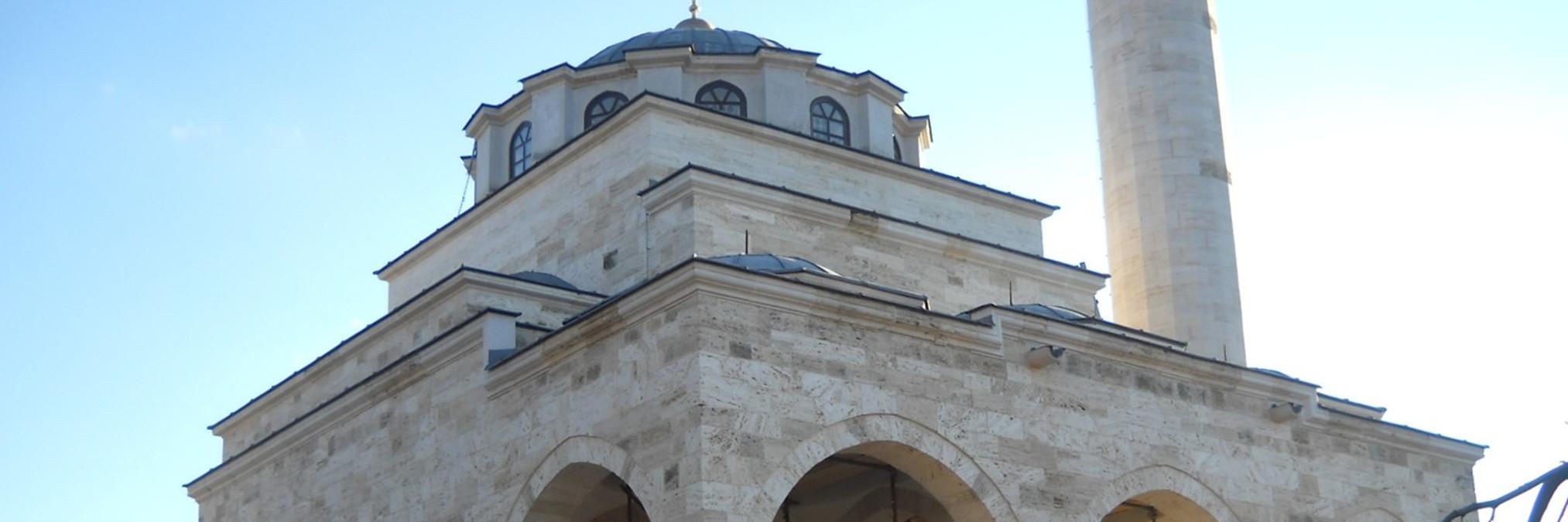 Мечеть Ферхадия в Баня Луке. Фото: Елена Арсениевич, CC BY-SA 3.0