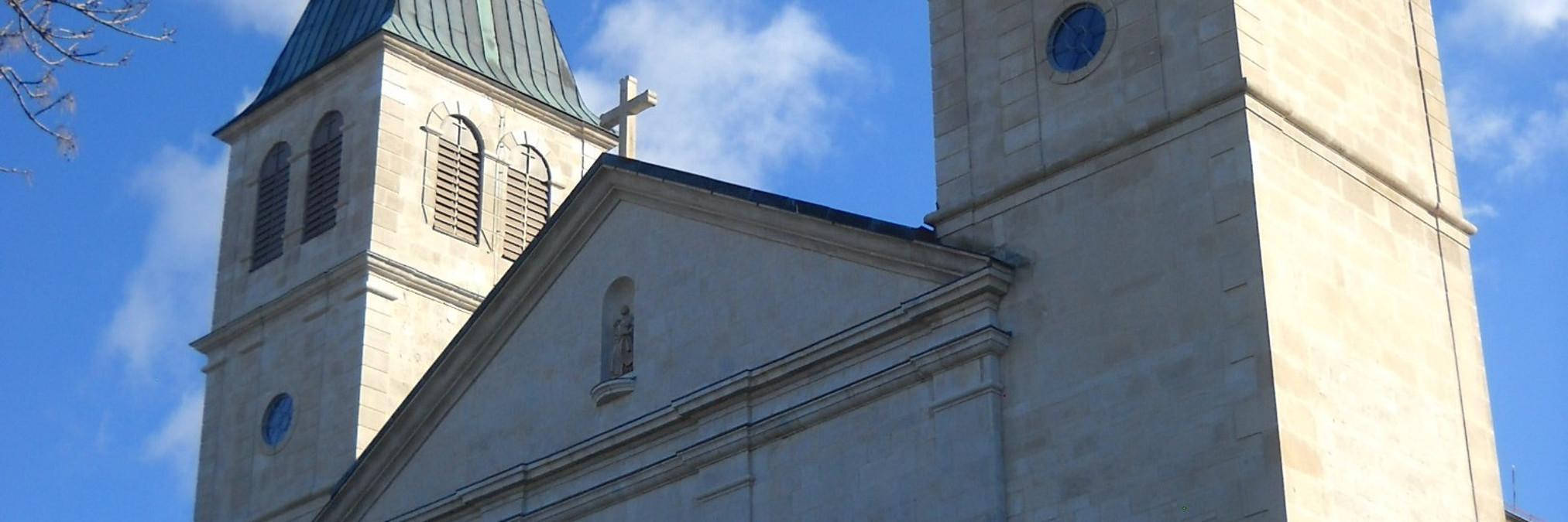 Церковь св. Петра и Павла в Ливно