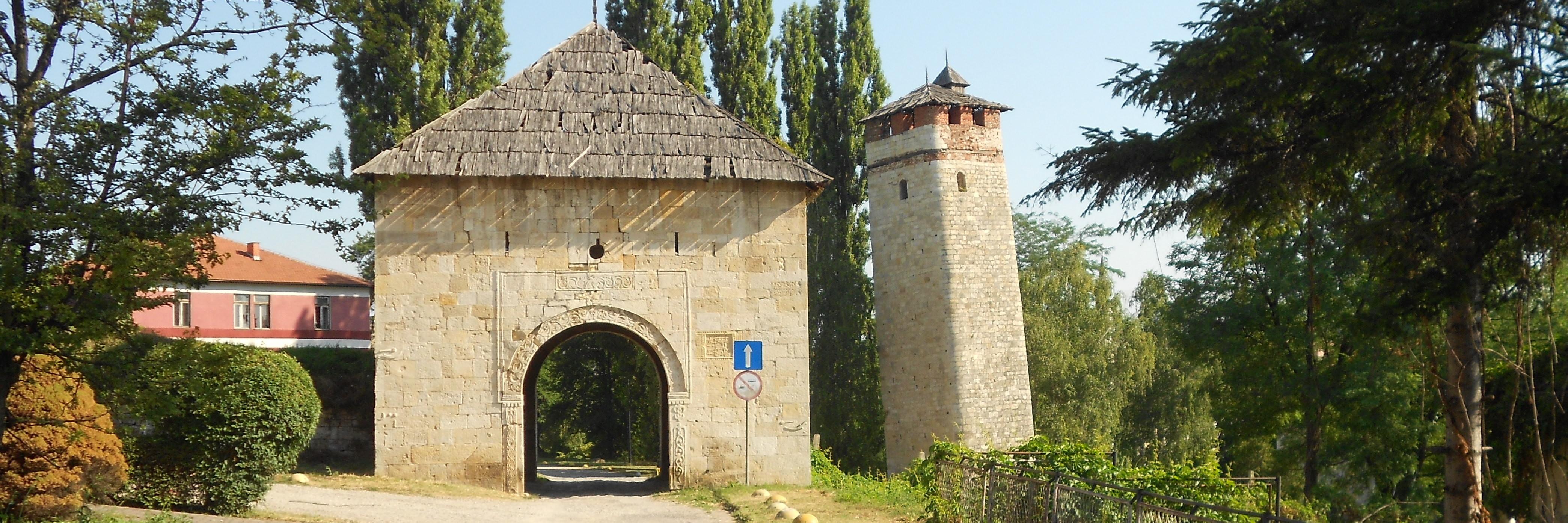 Часовая башня в Градачаце