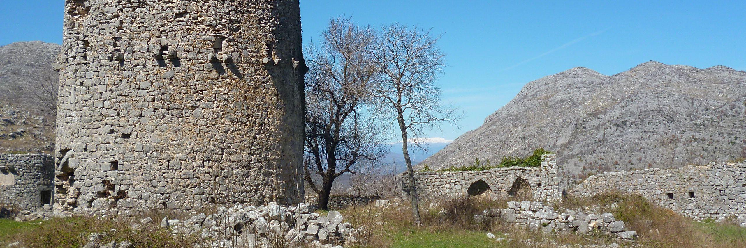 Крепость Хутово