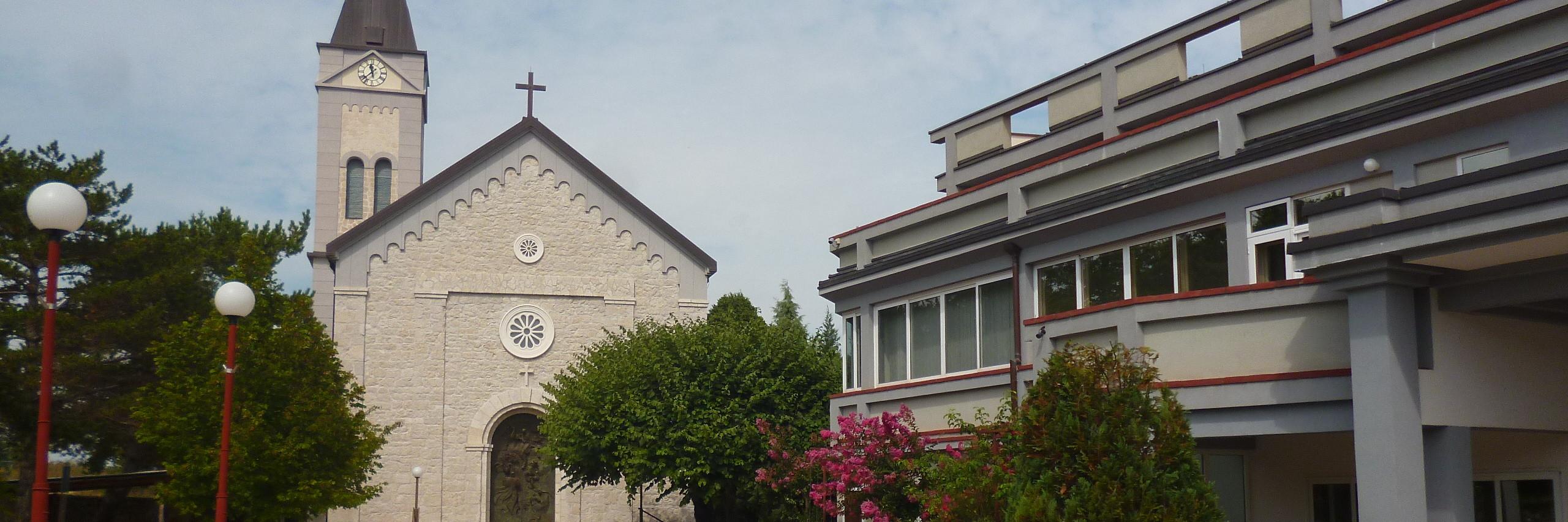 Церковь св. Илии в Крушево