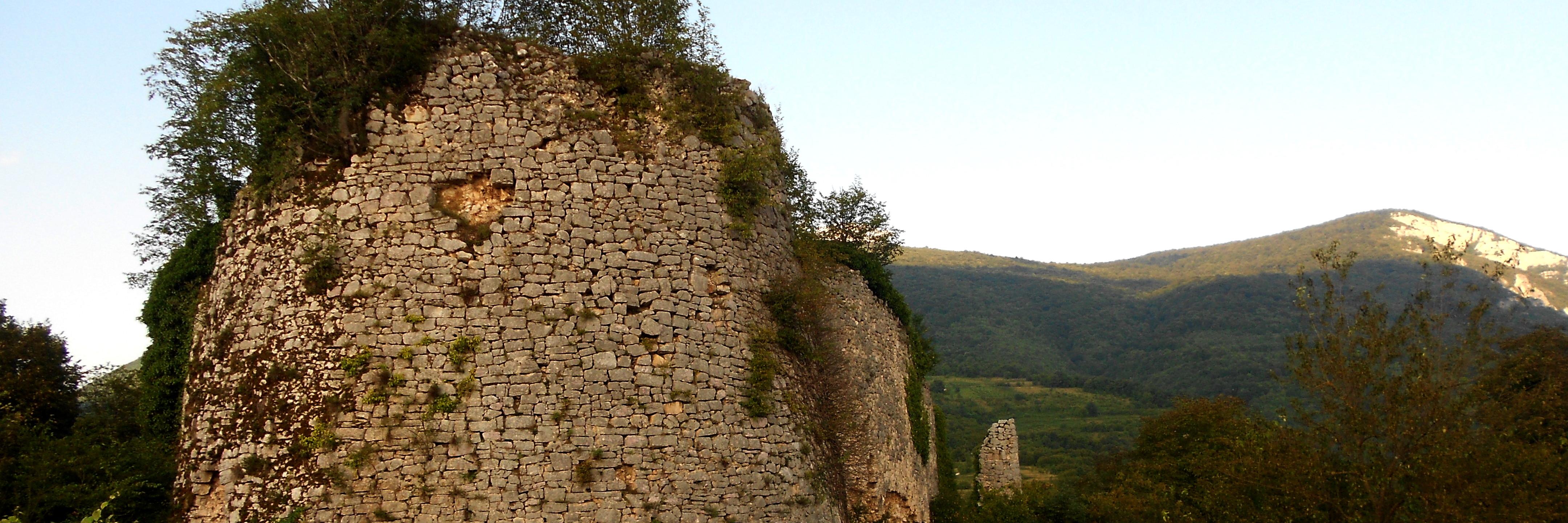 Крепость Камичак