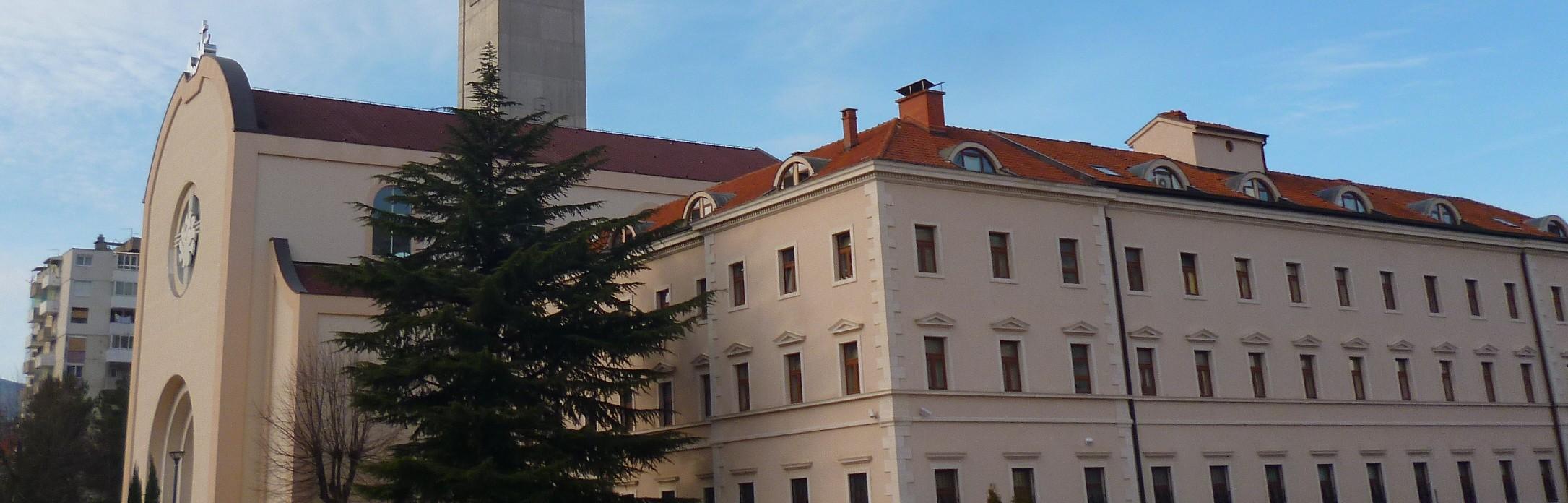 Монастырь св. Петра и Павла в Мостаре
