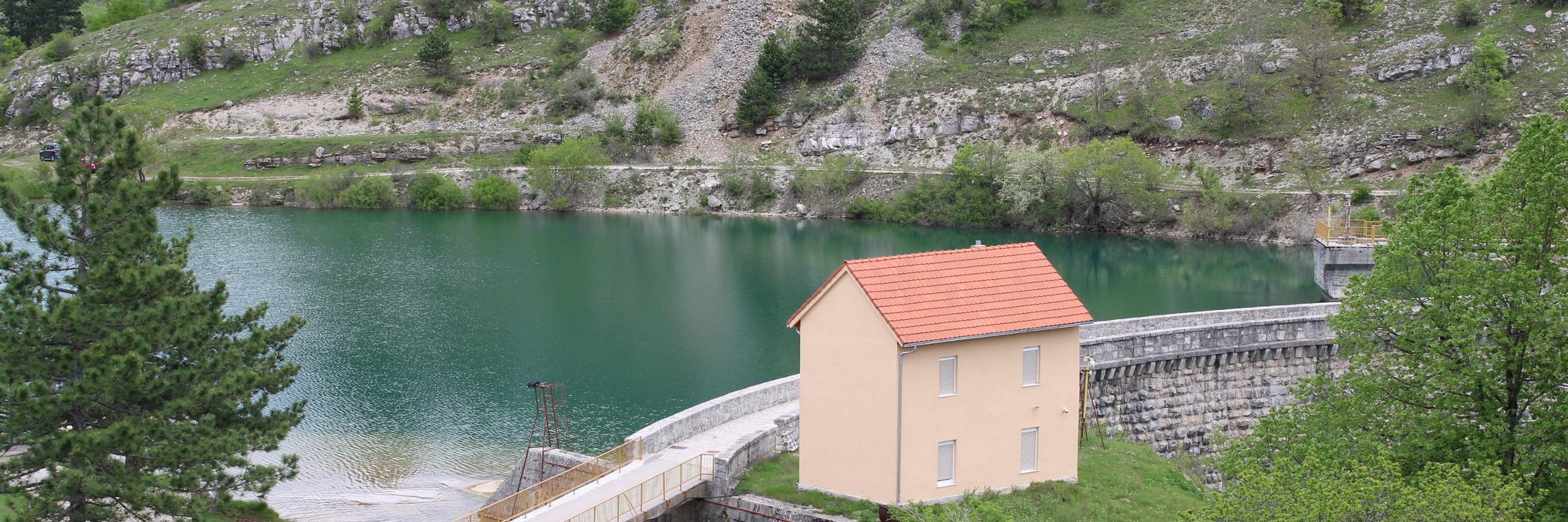 Озеро Клинье
