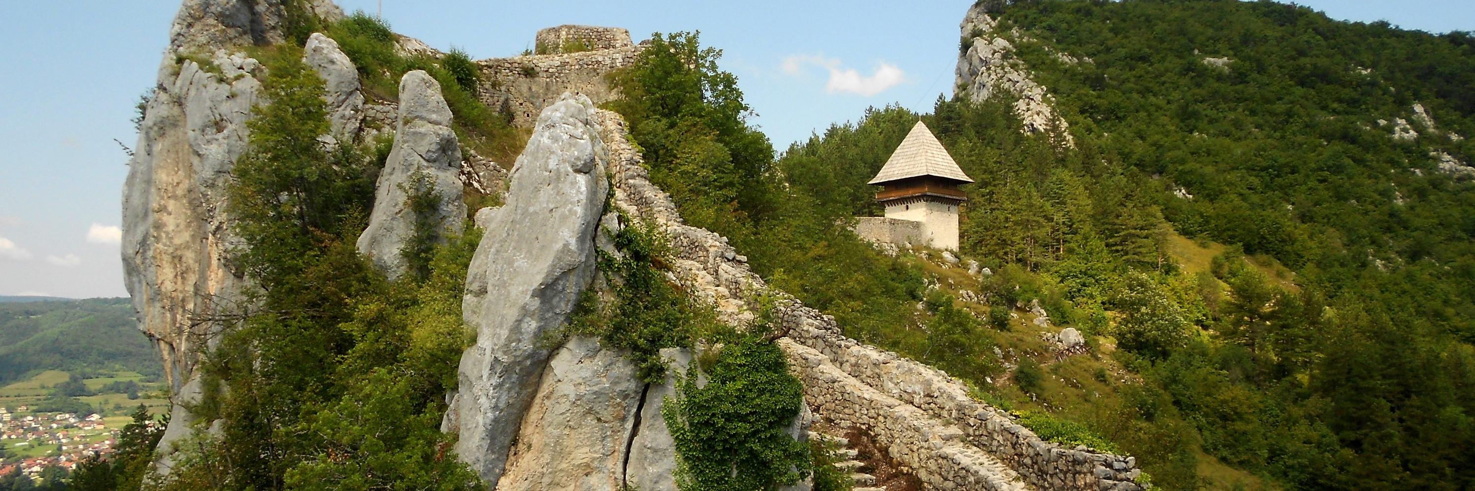 Крепость Ключ