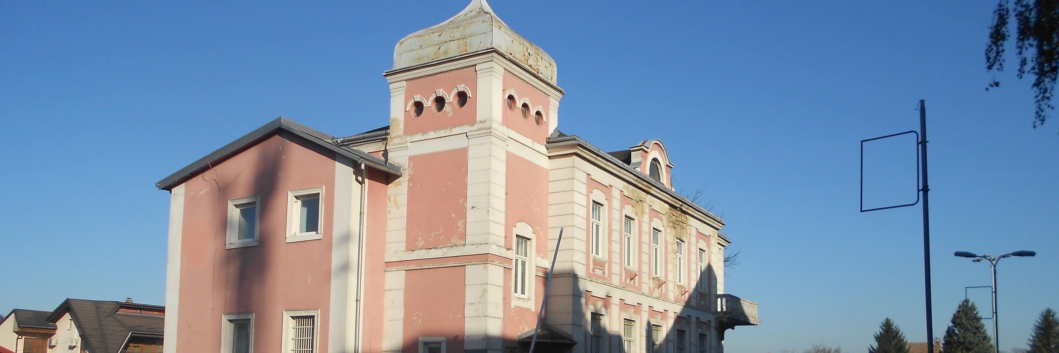 Здание «Краинапутеви»