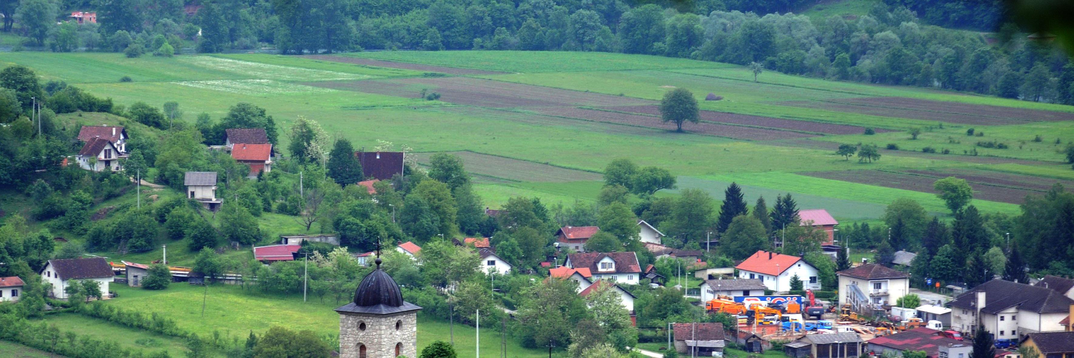 Крупа на Врбасе. Фото: Budzak2, CC-BY-SA-4.0