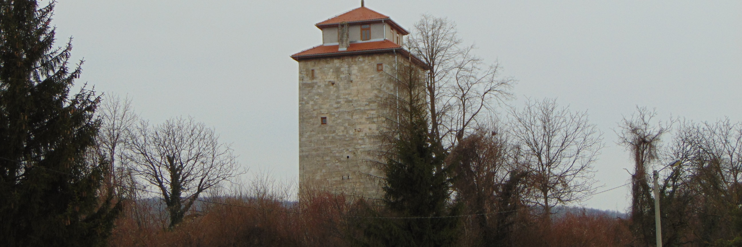 Башня Градашчевича. Фото: Елена Арсениевич, CC BY-SA 3.0