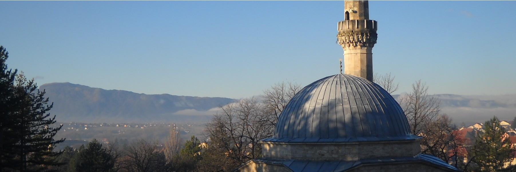 Мечеть Лала-паши. Фото: Елена Арсениевич, CC BY-SA 3.0