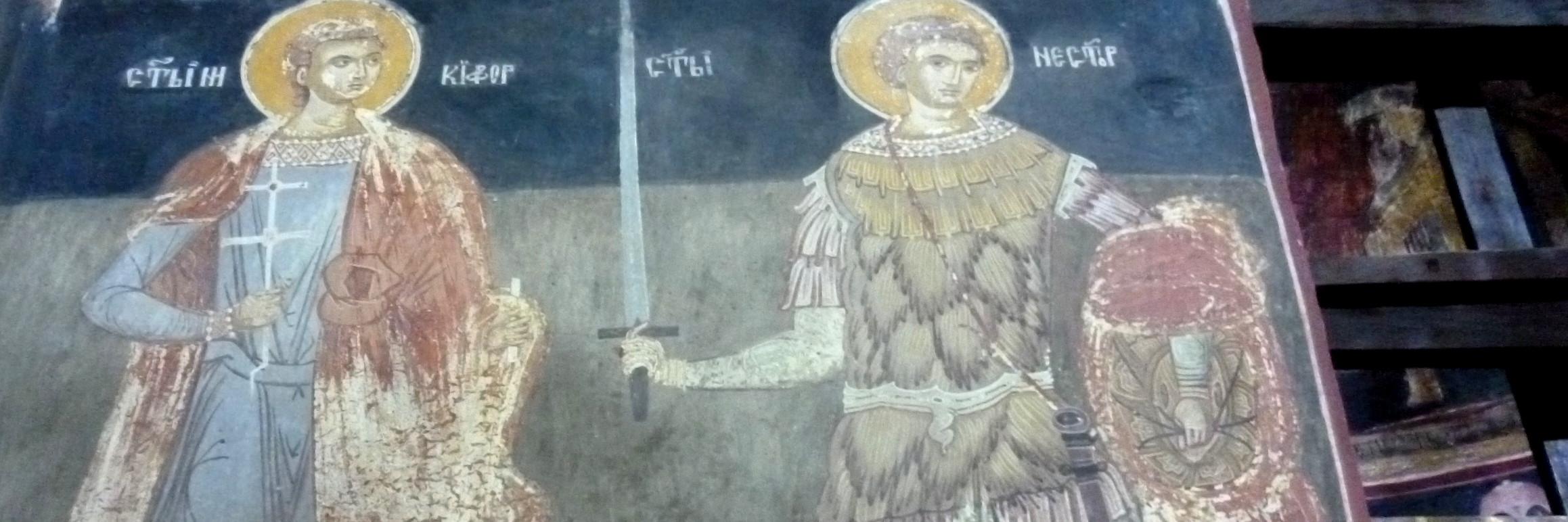 Монастырь Ловница