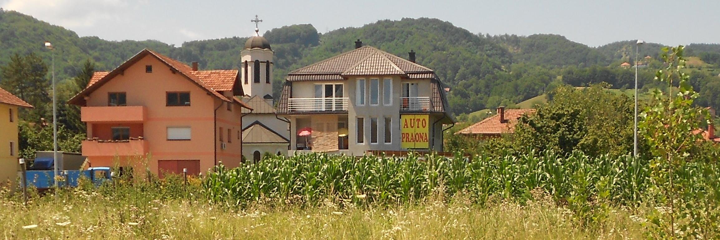 Церковь св. Илии-пророка в Маглае. Фото: Елена Арсениевич, CC BY-SA 3.0