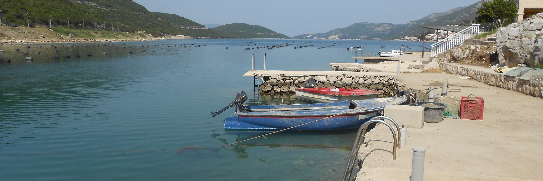 Откуда в Боснии и Герцеговине море?