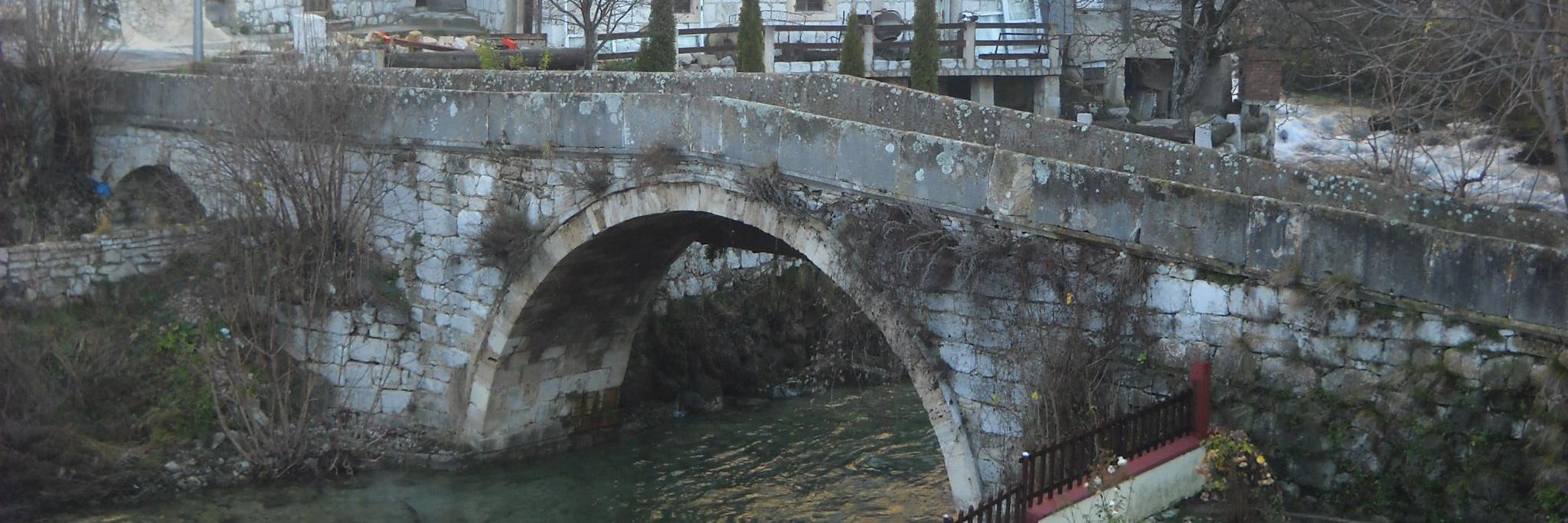 Мост на Думане