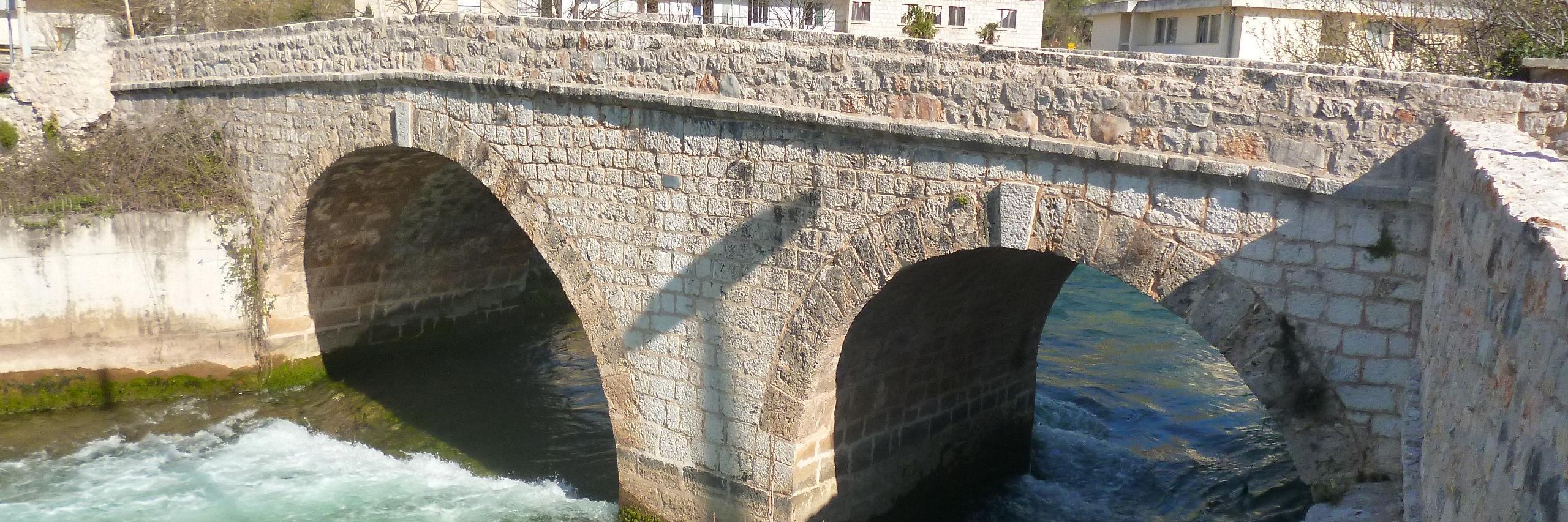 Подградский мост. Фото: Елена Арсениевич, CC BY-SA 3.0
