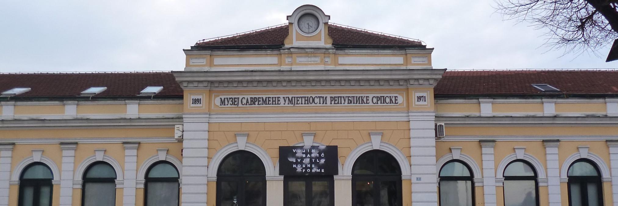 Музей современного искусства Республики Сербской