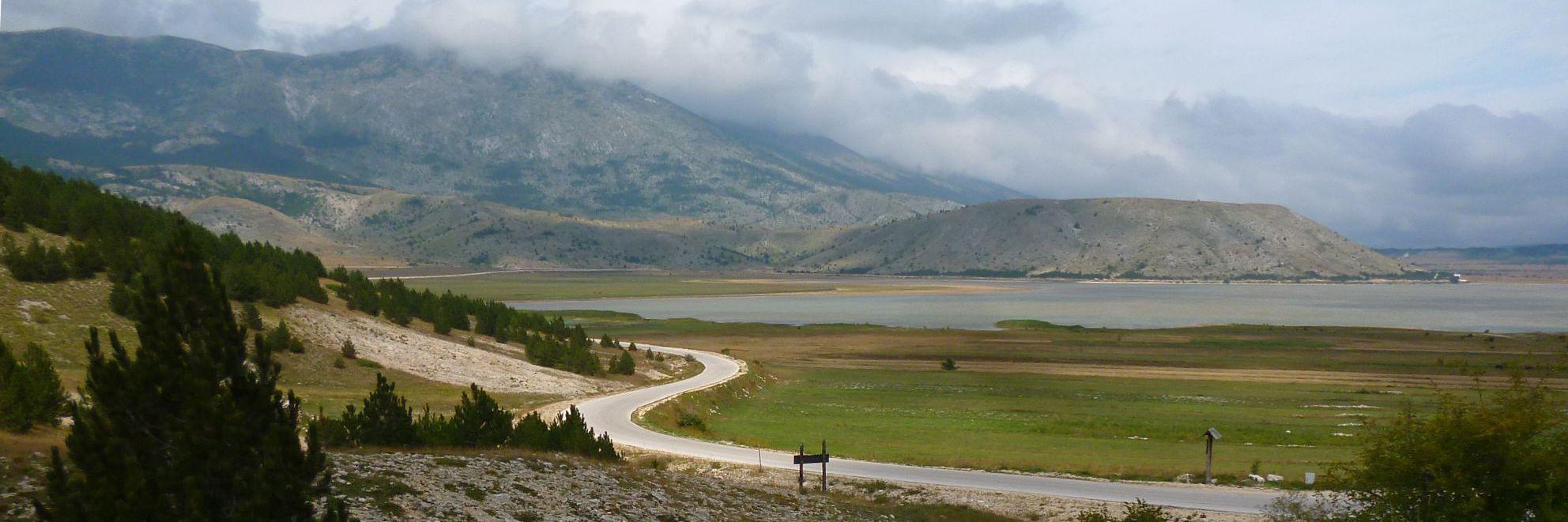Озеро Блидинье