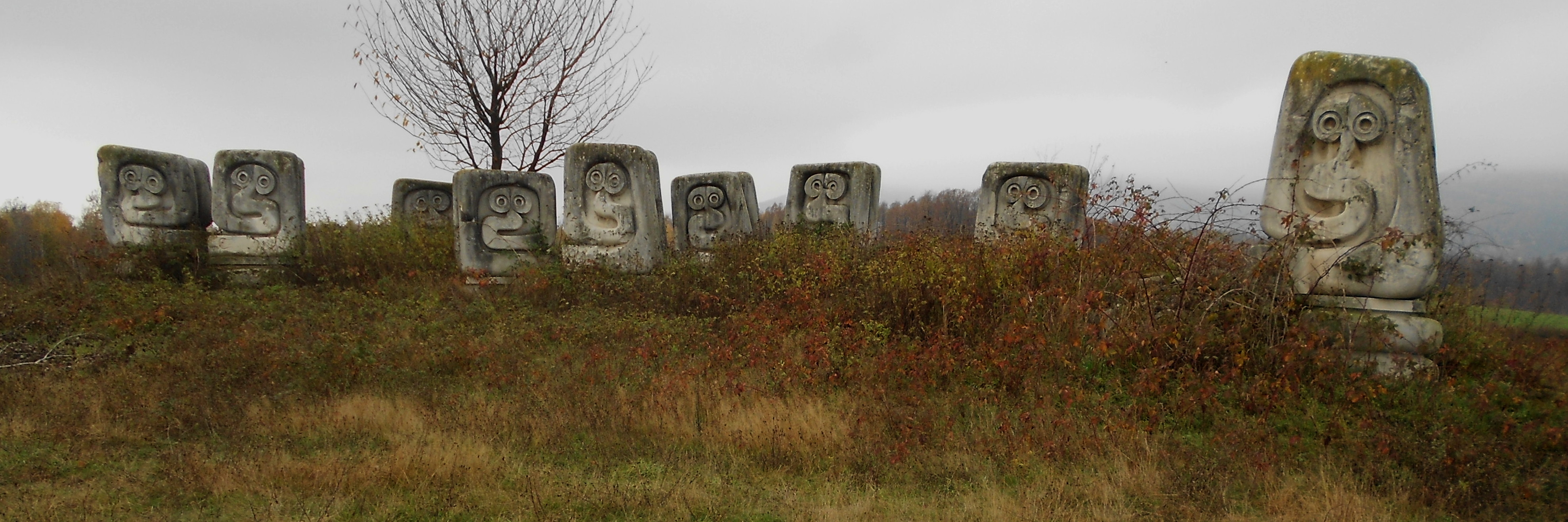 Некрополь жертв фашизма. Фото: Елена Арсениевич, CC BY-SA 3.0