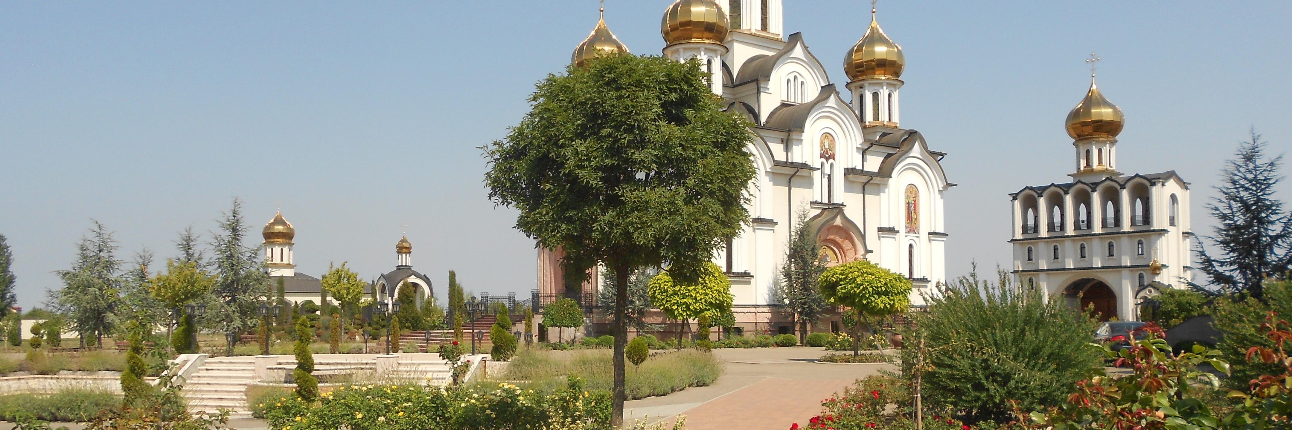Монастырь св. Петки