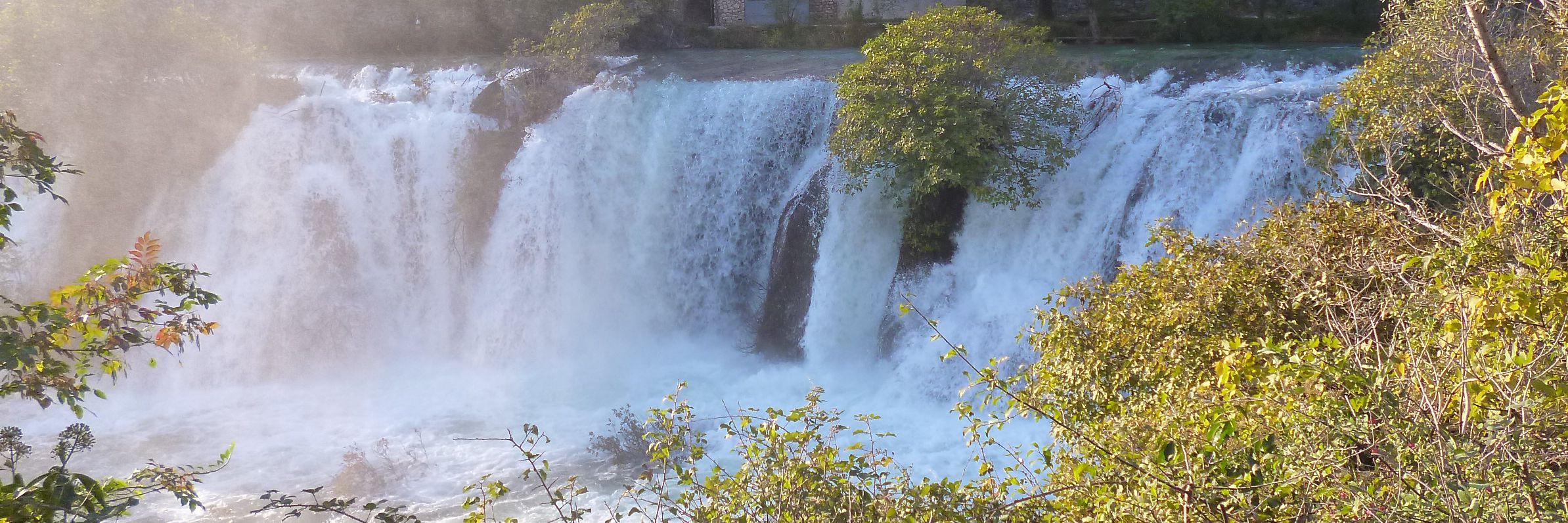 Водопад Провалие