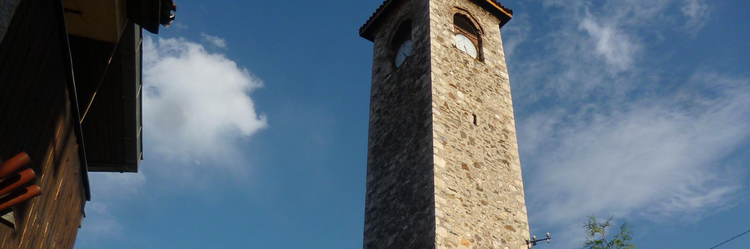 Часовая башня в Фоче