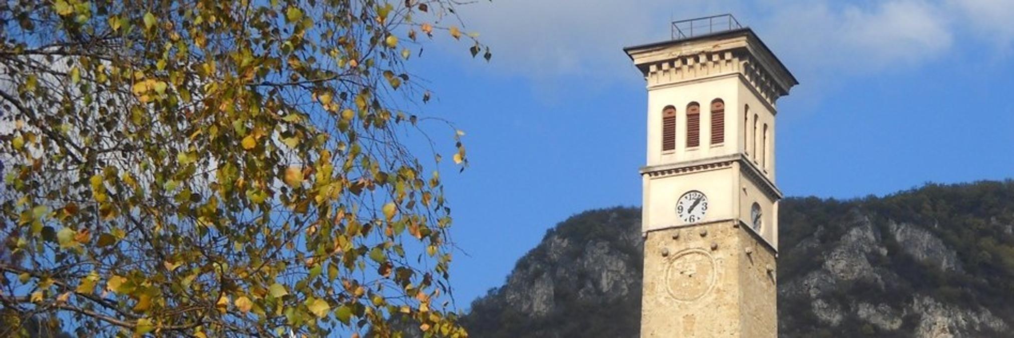 Часовая башня на Мусале в Травнике