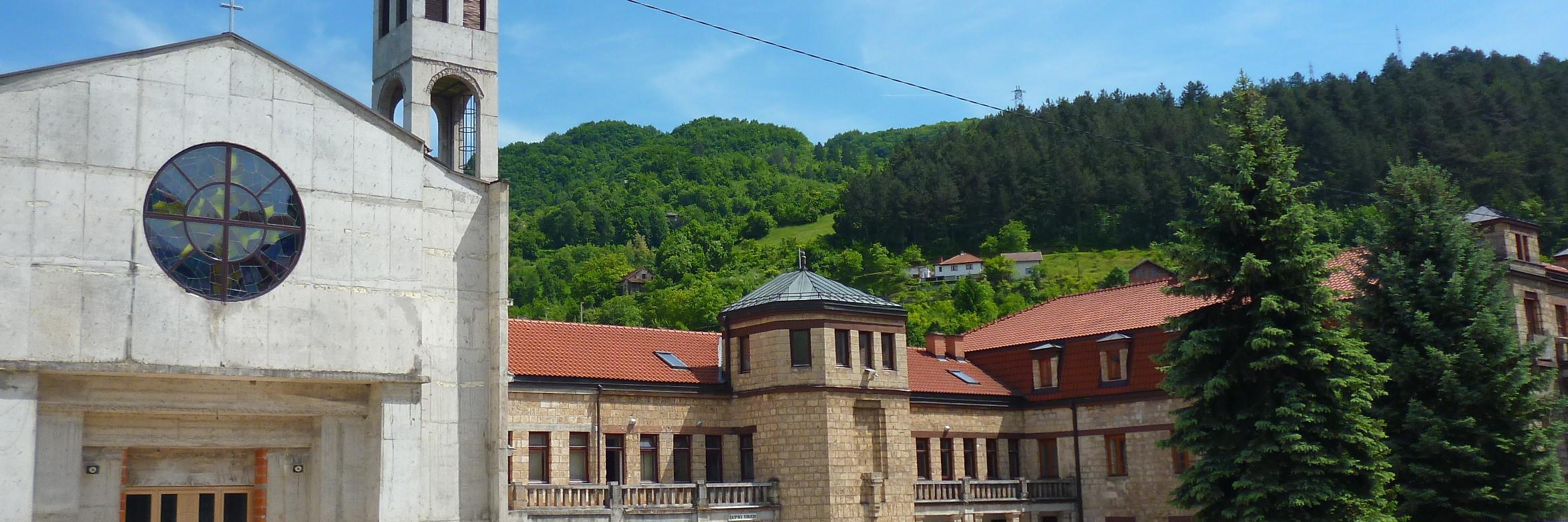Монастырь св. Луки