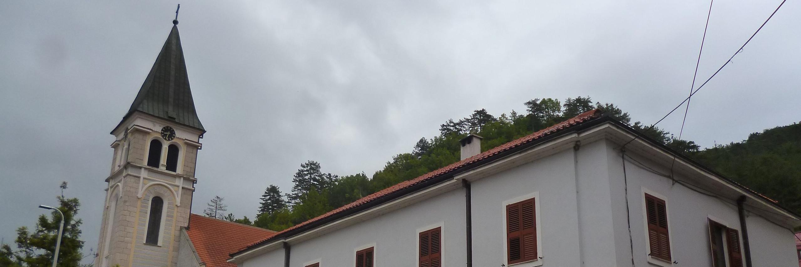 Монастырь св. Иоанна Крестителя в Конице