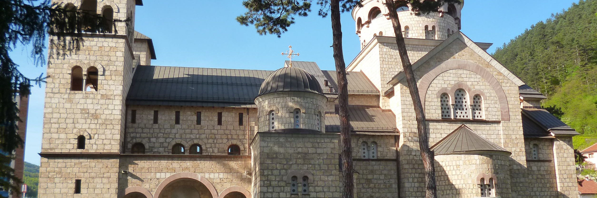 Церковь св. Саввы в Фоче